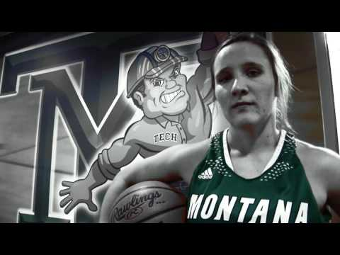 2016-17 Womens Basketball Montana Tech