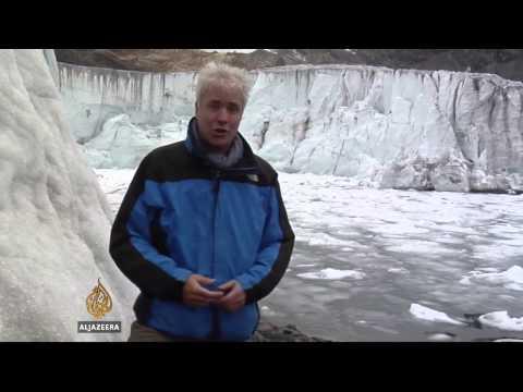 Glaciers: Peru