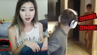 /top 5 most awkward live stream moments funniest awkward moments caught on live streams
