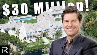 How Tom Cruise Spent $500 Million