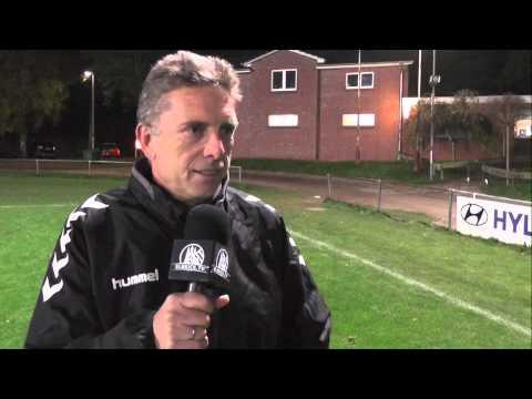 Peter Veith (Trainer SC Egenbüttel II) und Oliver Knaus (Walddörfer SV) - Die Stimmen zum Spiel SC Egenbüttel II - Walddörfer SV | ELBKICK.TV