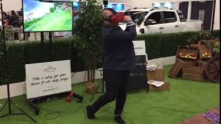 VR Golf Video
