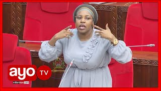 """MBUNGE NUSRAT AMWAMBIA SPIKA NDUGAI -""""MAMBO HAYA YANASIKITISHA, WATU WANAPIGA CHABO"""""""
