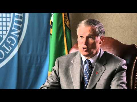 Interview with Gov Jay Inslee on Washington Agriculture