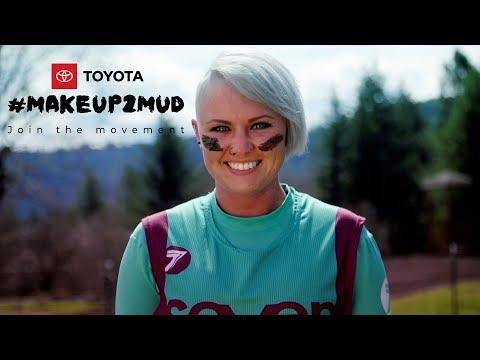 Toyota Makeup2Mud: Liz Hooker