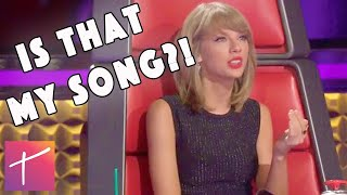 The BEST Taylor Swift Covers On The Voice, X Factor And American Idol