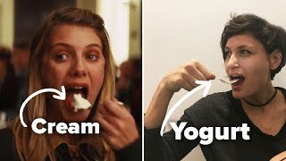 We Try Recreating The Sounds In Movie Scenes