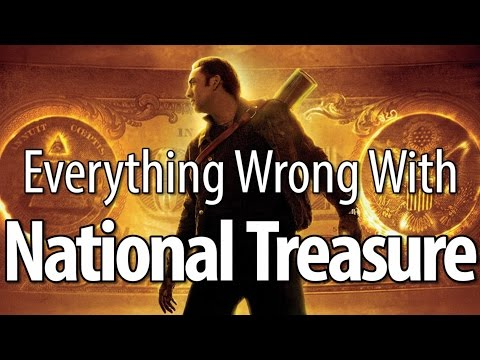 Baixar Everything Wrong With National Treasure In 13 Minutes Or Less