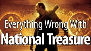Everything Wrong With National Treasure In 13 Minutes Or Less