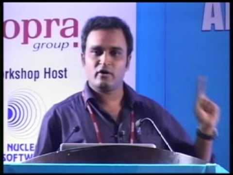 NATC 2013 - Setup a scalable and distributed searc..