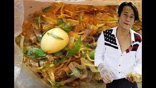 Cháu Hoài Linh bán bánh tráng trộn nghệ sĩ khiến nhiều hot girl phát cuồng - Guufood