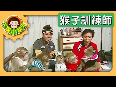 【猴子訓練師】大頭小狀元 S2 第7集|香蕉哥哥|兒童節目|YOYO