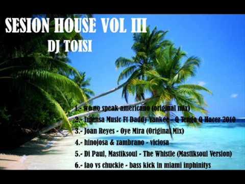 Sesion House Verano Summer  2010 (Dj Toisi Remix)