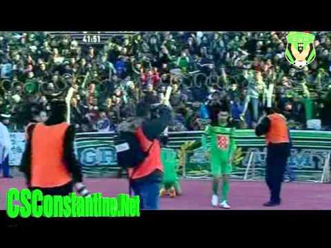 Coupe d'Algérie ESS-CSC : Le but de Boulemdais