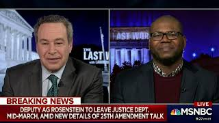 Dr. Jason Johnson on Andrew McCabe's 60 Minutes Interview