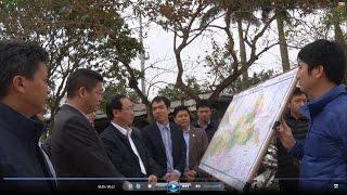 Huyện Quốc Oai: Đồng chí - Nguyễn Thế Hùng - Phó Chủ tịch UBND Thành phố về thăm và làm việc