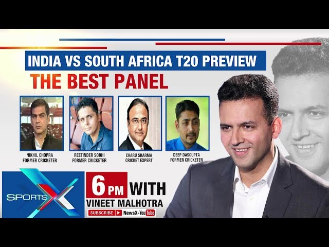 India vs South Africa 1st T20i at Dharmshala: Match preview with Best Panel | NewsX