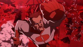 Omni-man kills a WHOLE planet - Invincible