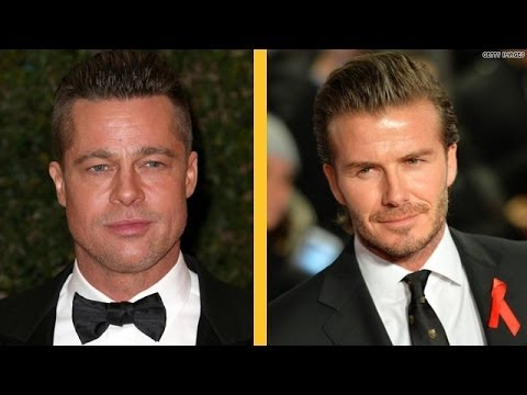 Can Brad Pitt Bend It Like Beckham? - Smashpipe News Video