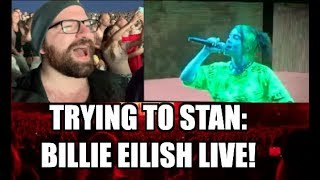 TTS: Seeing Billie Eilish Live! (Summer Fest 2019)