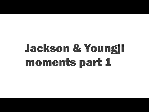 Jackson & Youngji moments part 1 [EP 1 to EP 5]