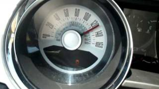 2011 Mustang 5.0 0 - 150 mph run
