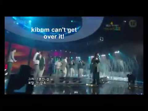 [Part 2] Super Junior's funny moments, cute mistakes & accidents during live performances
