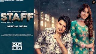 STAFF – Amit Saini Rohtakiya Video HD