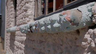 تحويل القمامة في جوهانسبرغ إلى أحجار للبناء