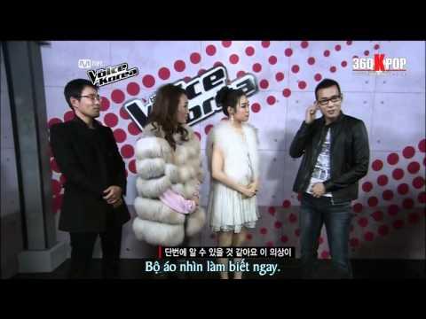 [Vietsub] The Voice of Korea Ep 04 P3/6 [360Kpop.com]