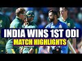 India Defeats South Africa By 6 Wickets, Kohli Hits 33rd 100