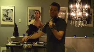 Patrick Mangan - Electric Violin in the Mix
