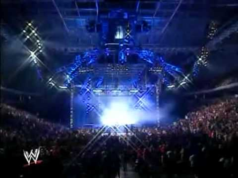 Kurt Angle et Chris Benoit vs Edge et Rey Mysterio part 1