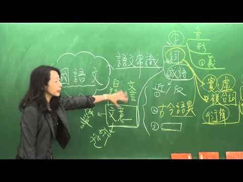 【行動補習網】《高職四技二專》統測國文 - 尹真老師