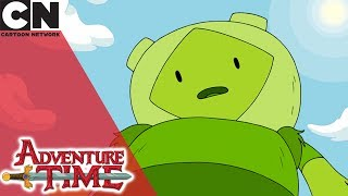 Adventure Time | Grass Finn | Cartoon Network