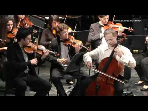 Rapsodia húngara para violoncello y orquesta