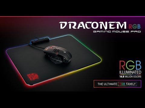Tt ePORTS Draconem RGB Mousepad Quick Review