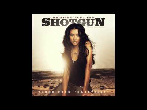 Christina Aguilera - Shotgun (HQ)
