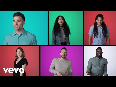 DCappella - Disney Medley (Official Video)