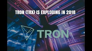 TRON #TRX - Mass Adoption Coming Soon - New Mystery Partner Announced - Get Ready For The Bulls