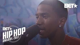 Christian Combs Instabooth Freestyle | BET Hip Hop Awards 2017