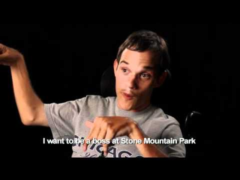 Carmine - Stone Mountain Park Employee (Voices Beyond The Mirror Video) Nov 2011