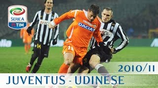 Juventus - Udinese 1-2 - Serie A 2010/11