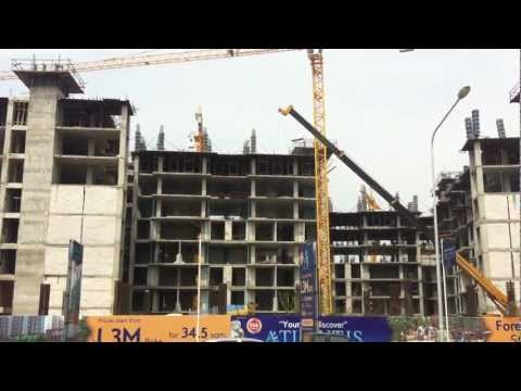 Atlantis Condo - Jontien 2nd Road (Pattaya) - Construction Update
