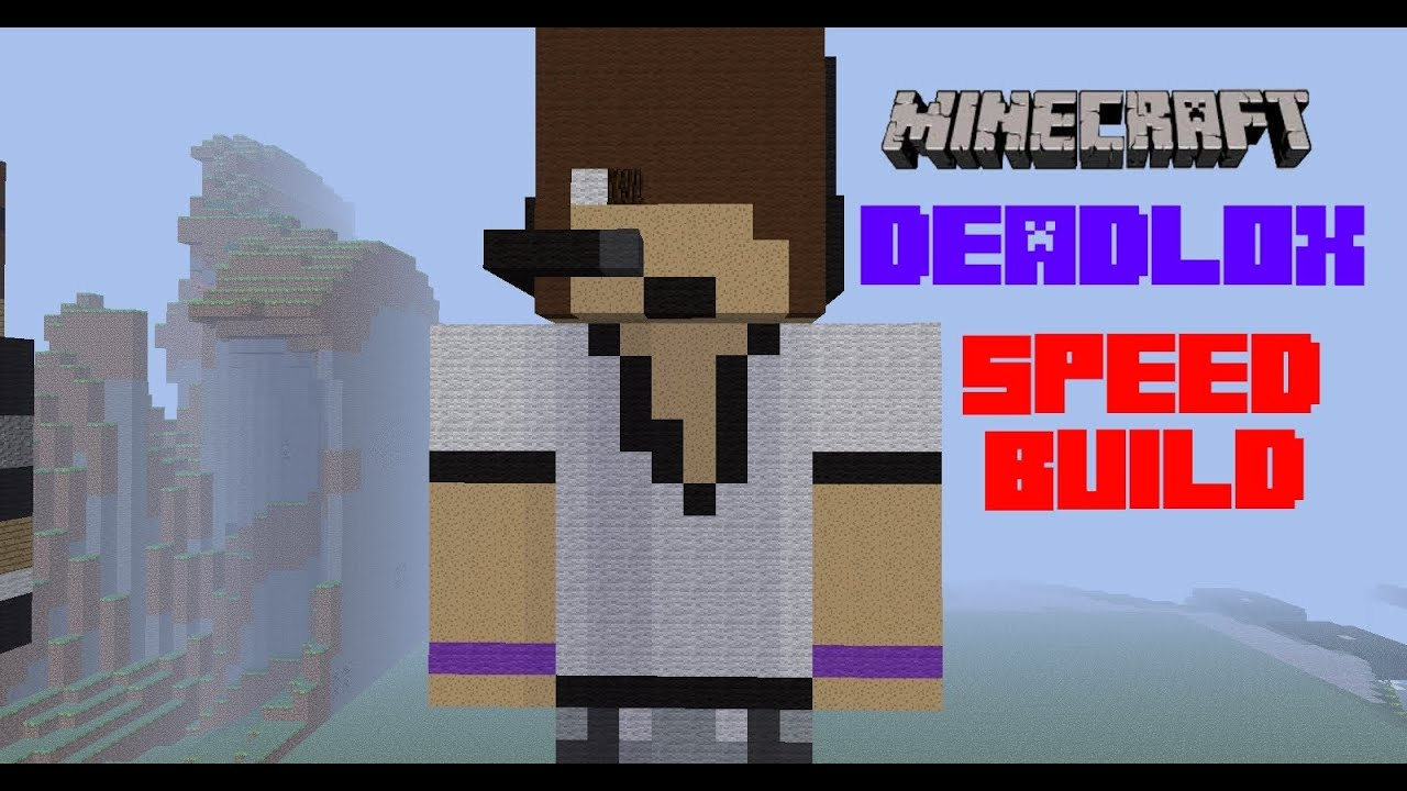 deadlox minecraft skin - photo #25