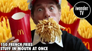 Guinness World Record Holder Has The Biggest Mouth In The World