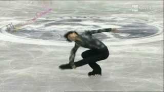 ISU NHK Trophy 2012 -9/11- MEN SP - Yuzuru HANYU - 23/11/2012