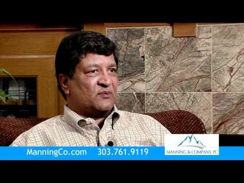 Manning & Company - Nick Patel Testimony
