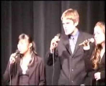 Folsom High School Jazz more than words