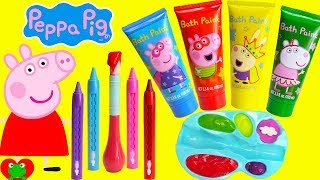 Best Peppa Pig Toy Learning Videos for Kids Learn Colors and Numbers